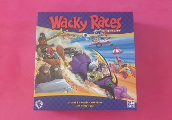 Wacky Races The Board Game Review
