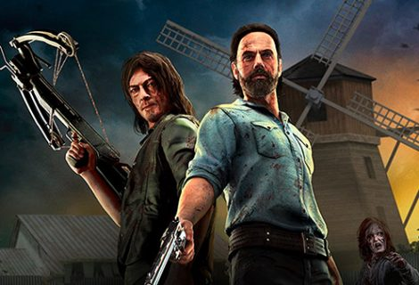 The Walking Dead Onslaught gets a release date