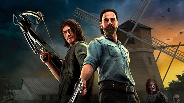 The Walking Dead Onslaught release date and new gameplay trailer revealed