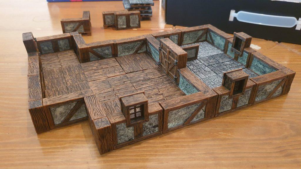 WarLock Tiles