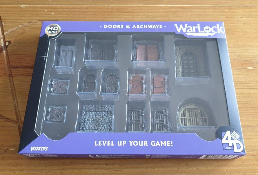 WarLock Tiles Doors & Archways Review