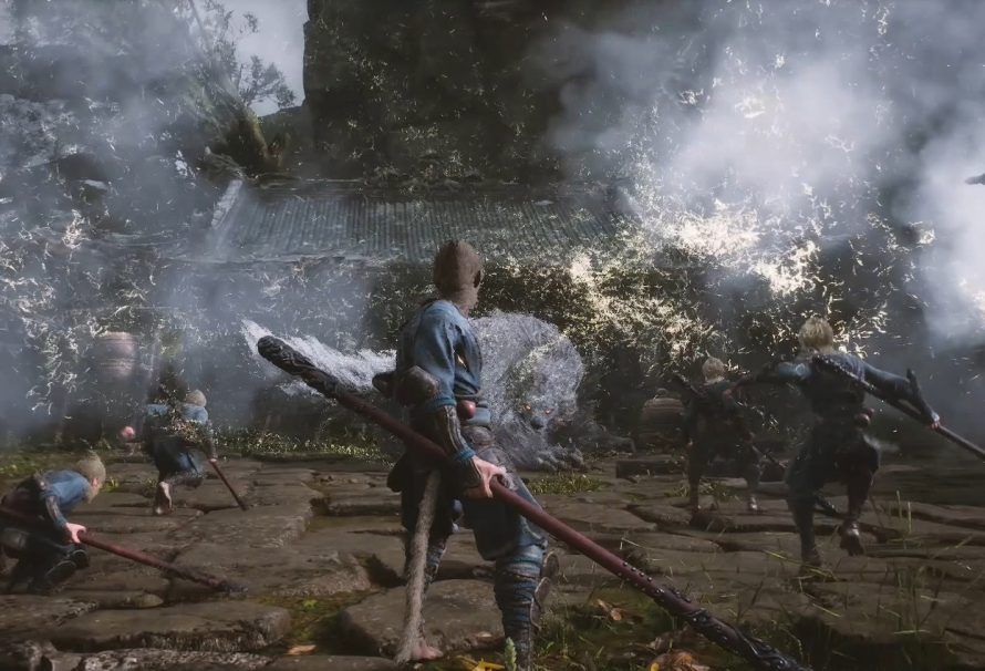 Black Myth: Wukong Gameplay Trailer Looks Awesome