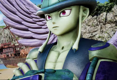 Meruem To Join Jump Force As DLC Later This Year