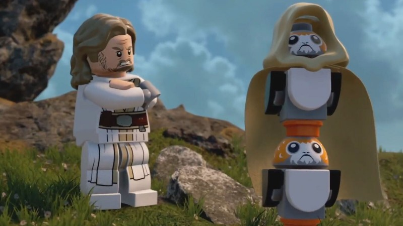 New Lego Star Wars: The Skywalker Saga Trailer Released