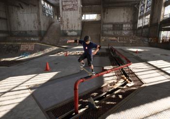 Tony Hawk's Pro Skater 1+2 Demo Impressions