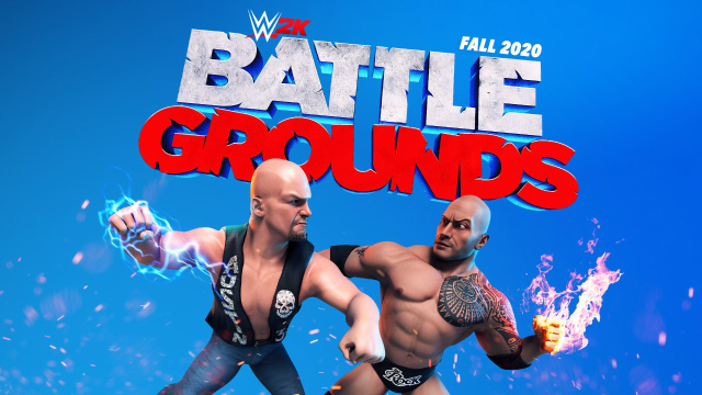 40 Wrestlers Named For WWE 2K Battlegrounds Roster