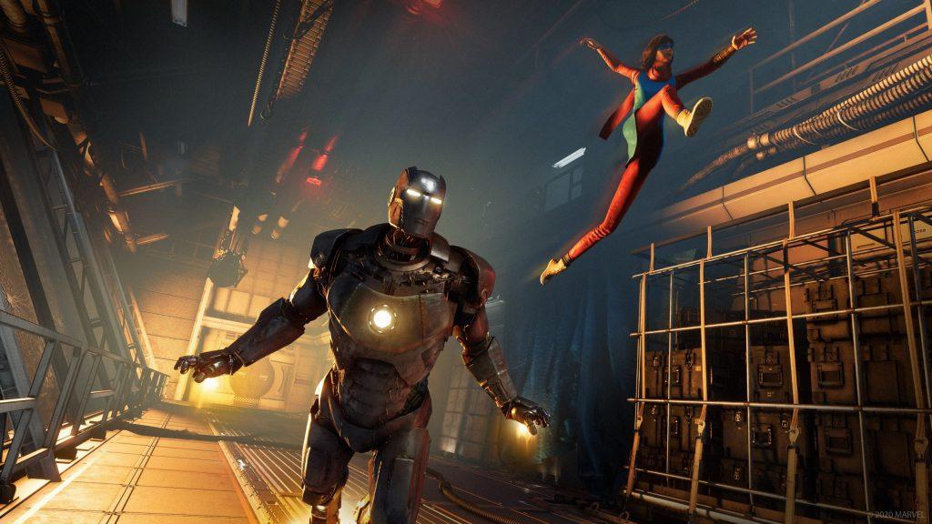 Marvel's Avengers Review - 02