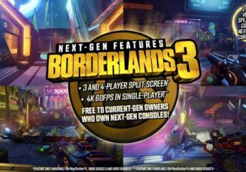 Borderlands 3 coming to both PS5 and Xbox Series