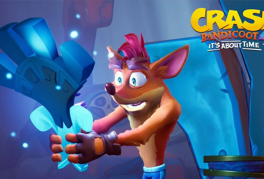 Crash Bandicoot 4: It's About Time launch trailer released