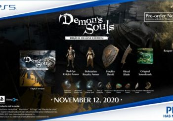 Demon's Souls remake getting Digital Deluxe Edition