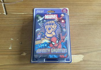 Marvel Infinity Gauntlet: A Love Letter Game Review