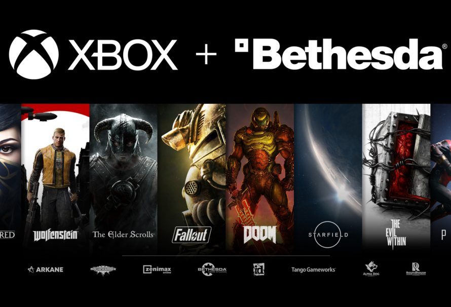 Microsoft acquires Bethesda Softworks