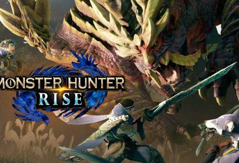 Monster Hunter Rise Gets Updated Demo; First Update Set for April