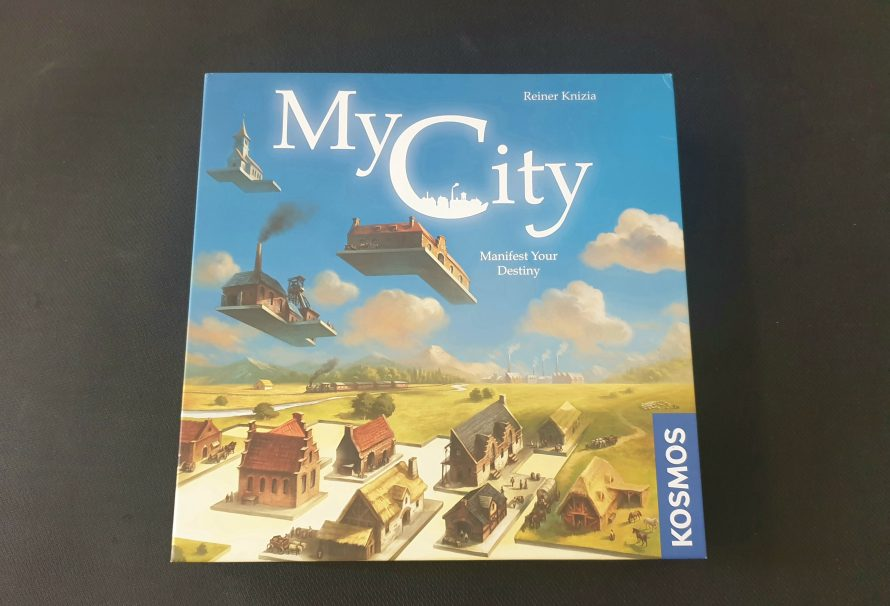 My City Review – A Chilled Legacy Experience