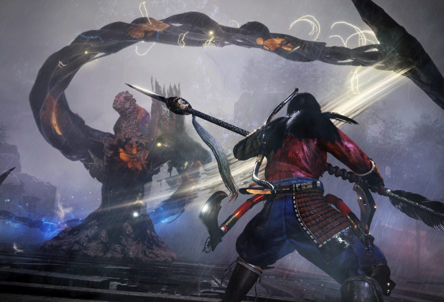 Nioh 2 'Darkness in the Capital' DLC launches October 15