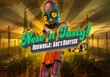 Oddworld: New 'n' Tasty! gets a release date for Switch