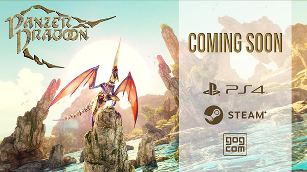 Panzer Dragoon: Remake coming to PS4 and PC soon