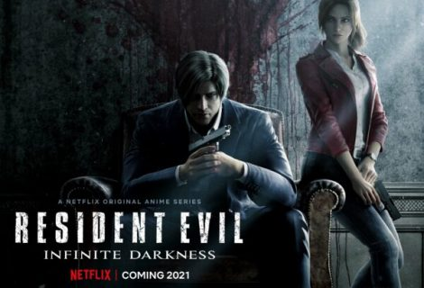 Resident Evil: Infinite Darkness anime series coming to Netflix in 2021