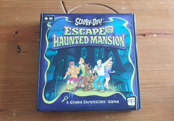Scooby-Doo Escape from the Haunted Mansion Review