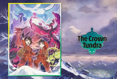 Pokemon Sword and Shield: The Crown Tundra expansion launches October 22