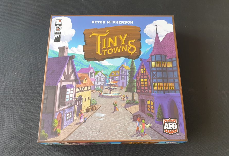 Tiny Towns Review – Abstract & Awesome
