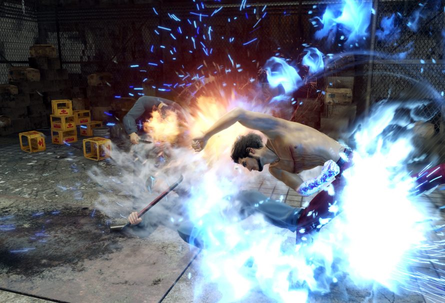 Yakuza: Like a Dragon launches November 10 for PS4, Xbox One, and PC