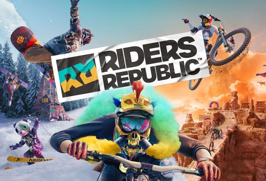 Ubisoft Announces New IP Called Riders Republic