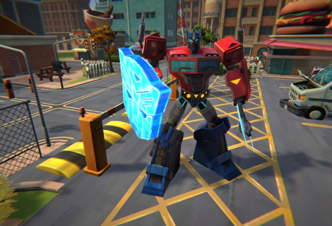 Transformers: Battlegrounds Gameplay Trailer Debuts