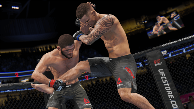 EA Removes Annoying Ads From UFC 4