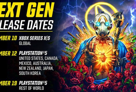 Borderlands 3 next-gen upgrade launches day-and-date with PS5 and Xbox Series