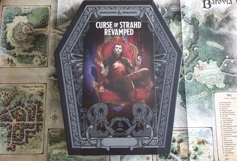 Curse of Strahd Revamped Review - D&D For Halloween