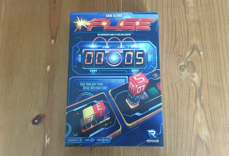 FUSE Review – A Blast To Play!
