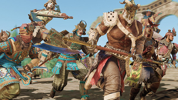 For Honor details PS5 and Xbox Series upgrades