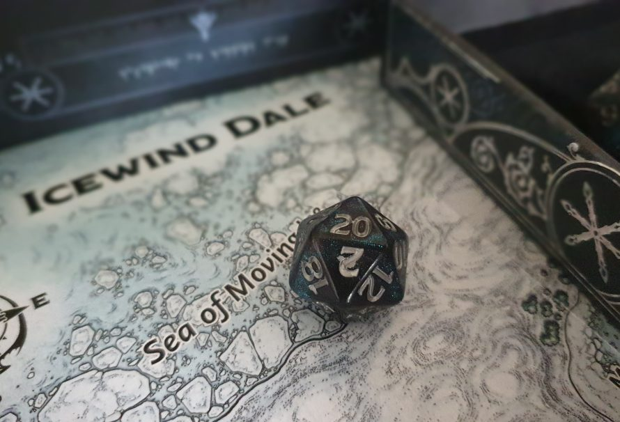 Icewind Dale: Rime of the Frostmaiden Dice Set Review
