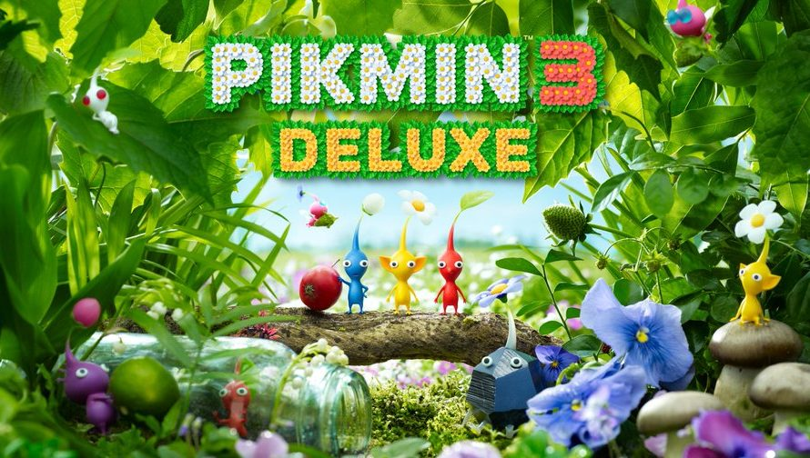 Pikmin 3 Deluxe free demo available on Nintendo Switch