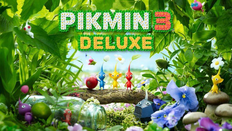 Pikmin 3 Deluxe demo coming today via eShop