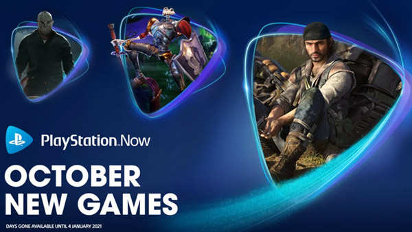 PlayStation Now gets Days Gone, MediEvil, and more