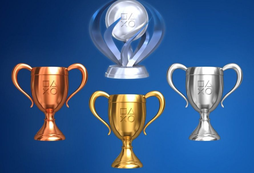 Sony Updates PlayStation Trophy System; Includes Easier Leveling System and New Features