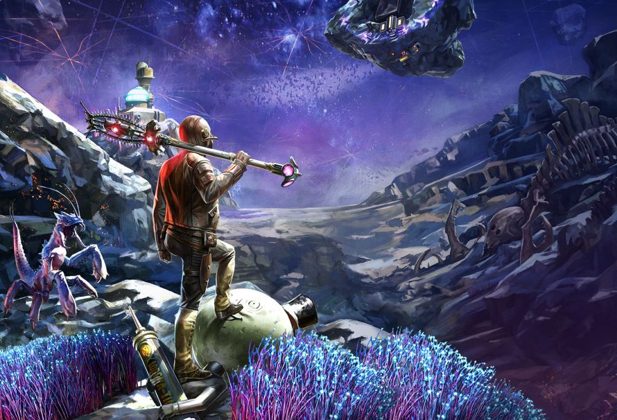 The Outer Worlds coming to Steam this month
