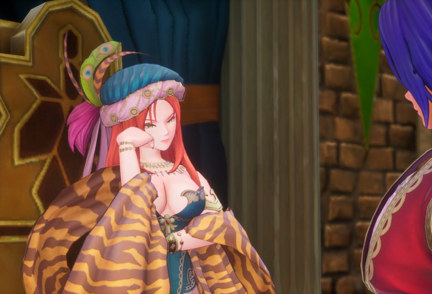Trials of Mana version 1.10 update now live