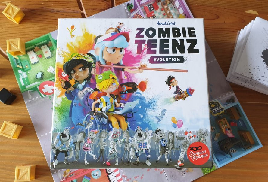 Zombie Teenz Evolution Review – Back For Brains