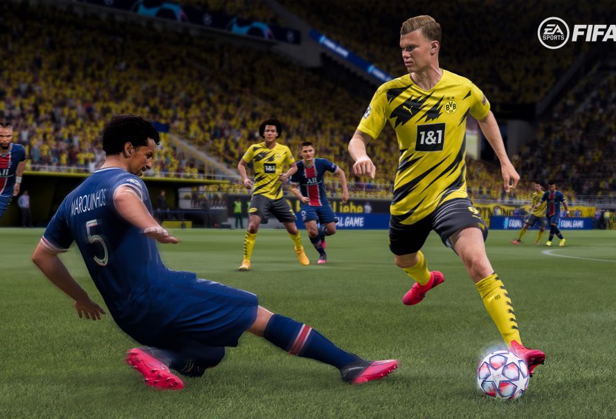 New FIFA 21 Update Patch Arrives On PC