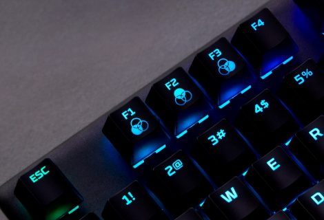 HyperX Alloy Origins (HyperX Blue Switch) Review