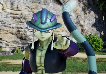 Meruem and Hiei Joins Jump Force