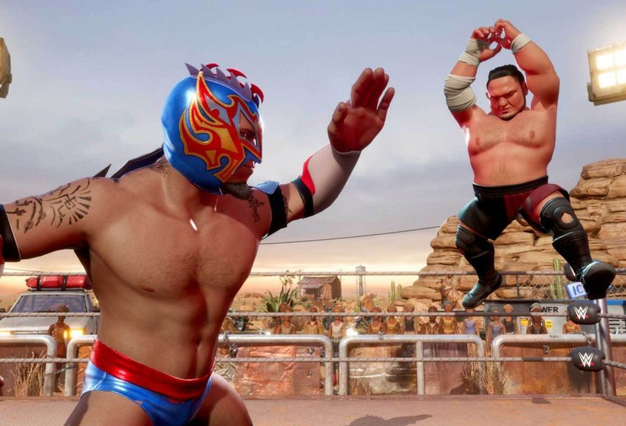 WWE 2K Battlegrounds 11.00 Update Patch Notes Revealed