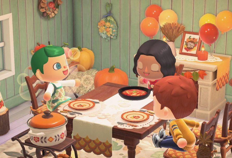 Animal Crossing: New Horizons winter update launches November 19