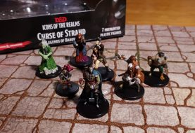 Curse of Strahd: Legends of Barovia and Covens & Covenants Pre-Painted Minis Review