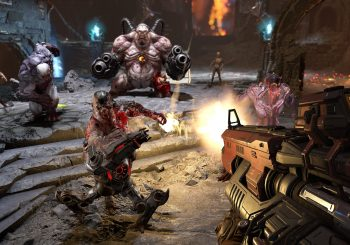 DOOM Eternal for Switch launches next week