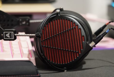 Audeze LCD-GX Headphone Review