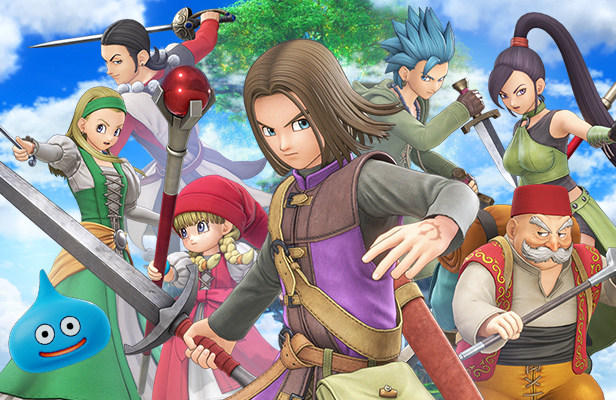 Dragon Quest XI S: Echoes of an Elusive Age – Definitive Edition demo now available for PC, PS4, and Xbox One